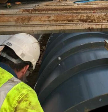 Plastic Ductwork project